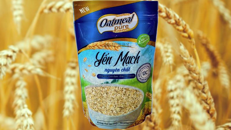 yến mạch úc oatmeal pure Tryptophan trong yến mạch có lợi ích gì ?