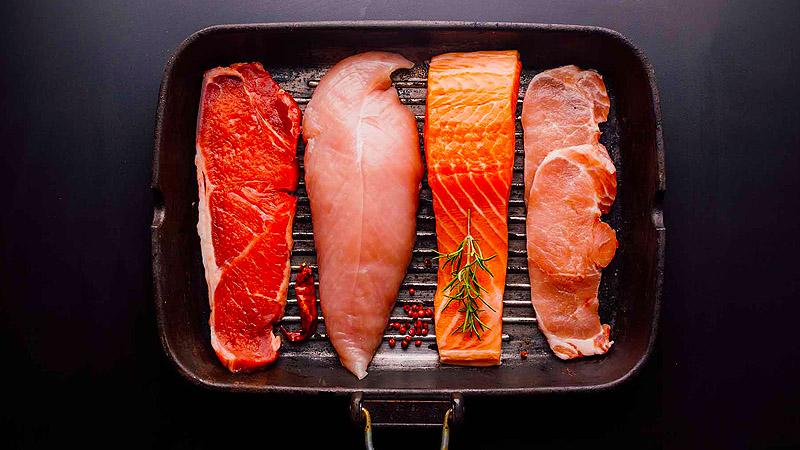 chất đạm protein Ăn kiêng giảm cân thế nào là tốt nhất ?