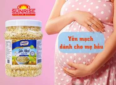 Tại sao mẹ bầu nên ăn yến mạch thường xuyên ?