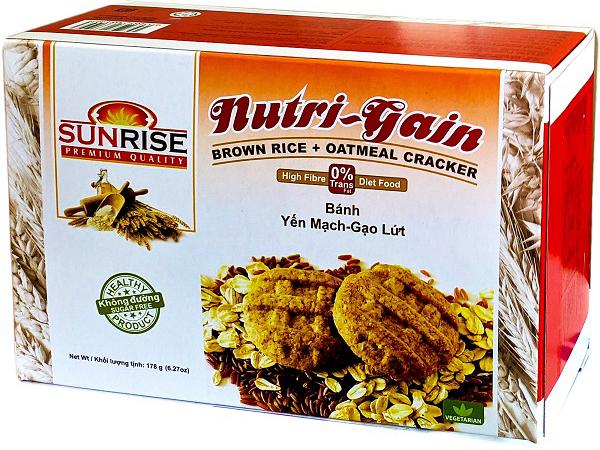 bánh ăn kiêng sunrise Các loại bánh ăn kiêng dành cho người muốn giảm cân