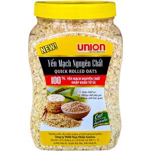 Yến Mạch Úc Nguyên Chất Union 450 g