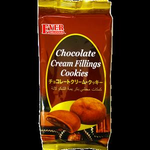 Bánh quy Ever nhân socola 120g